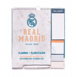 Planner 2019/2020 Real Madrid