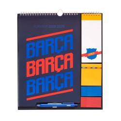 Planner 2019/2020 Fc Barcelona