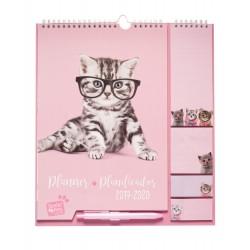 Planner 2019/2020 Studio Pets Cat
