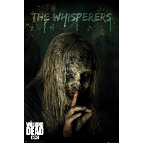 Poster The Walking Dead The Whisperers