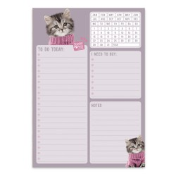 Bloc Notas De Escritorio Studio Pets Cats 2019
