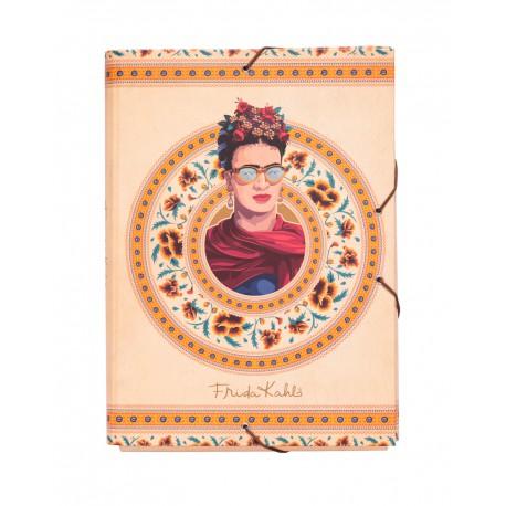 Carpeta Solapas Frida Kahlo