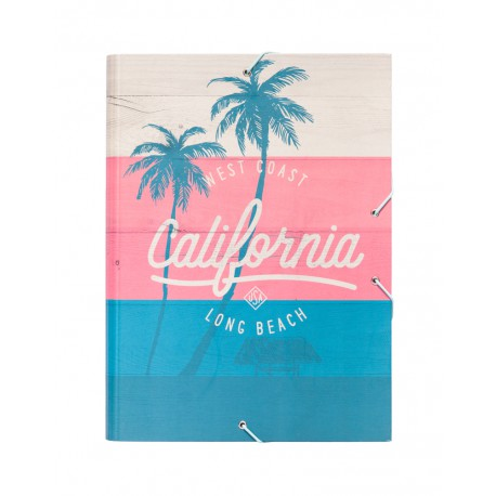 Carpeta Solapas California