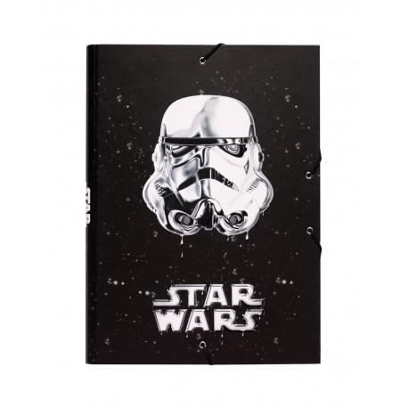 Carpeta Solapas Star Wars Classic Trooper