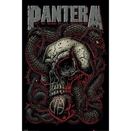 Poster Pantera Ojo de Serpiente
