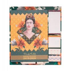 Magnet Planner 2019/2020 Frida Kahlo