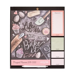 Magnet Planner 2019/2020 Lily & Val Recipes