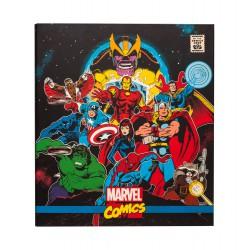 Archivador Con Compresor Marvel Comics Avengers