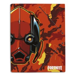 Carpeta Gomas A4 Polipropileno Fortnite 2