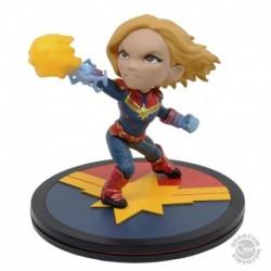 Figura Qfig Marvel Captain Marvel