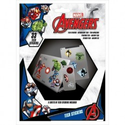 Gadget Decals Marvel