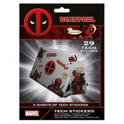 Gadget Decals Marvel Deadpool