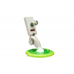 Lampara Rick & Morty Portal Gun