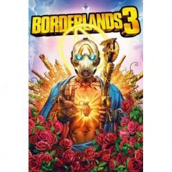 Poster Borderlands 3 Cover
