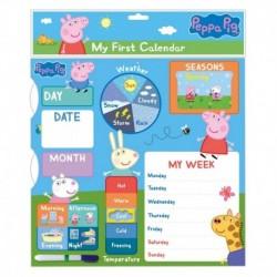 Calendario My First Calendar Peppa Pig