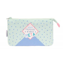 Estuche Triple Amelie Pastel Collection