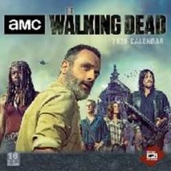 Calendario 2020 30X30 The Walking Dead