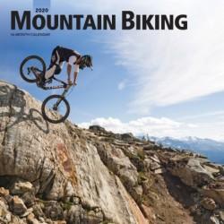 Calendario 2020 30X30 Mountain