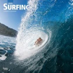 Calendario 2020 30X30 Surfing