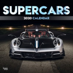 Calendario 2020 30X30 Supercars