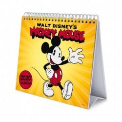 Calendario De Escritorio Deluxe 2020 Disney Mickey