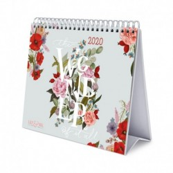 Calendario De Escritorio Deluxe 2020 Lily & Val