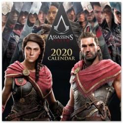 Calendario 2020 30X30 Assassins Creed
