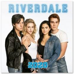 Calendario 2020 30X30 Riverdale