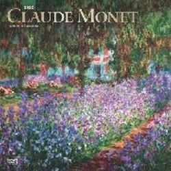 Calendario 2020 30X30 Claude Monet