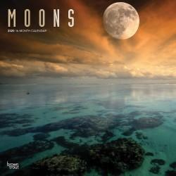 Calendario 2020 30X30 Moons