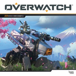Calendario 2020 30X30 Overwatch