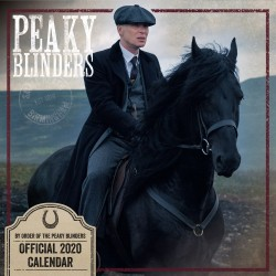 Calendario 2020 30X30 Peaky Blinders
