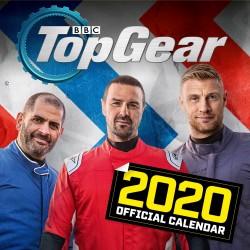 Calendario 2020 30X30 Top Gear