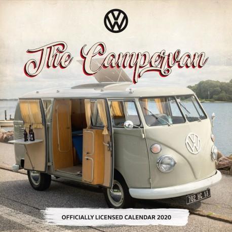 Calendario 2020 30X30 Vw Camper Vans