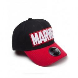 Gorra Marvel Red Brick Logo
