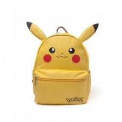 Mini Mochila Pokemon Pikachu