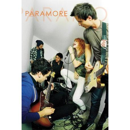 Poster Paramore Live