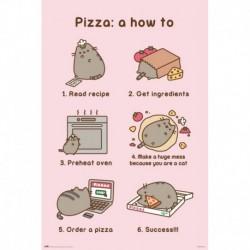 Poster Pusheenÿpizza Recipe