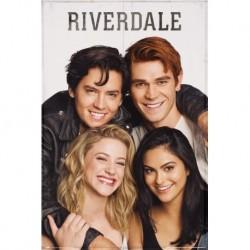 Poster Riverdale Personajes