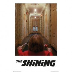 Poster The Shining Viñeta Gemela