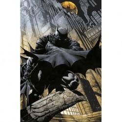 Poster Dc Comics Batman Gargoyle