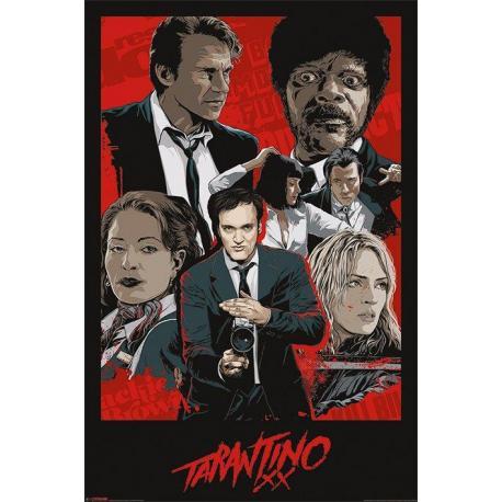 Poster Tarantino XX