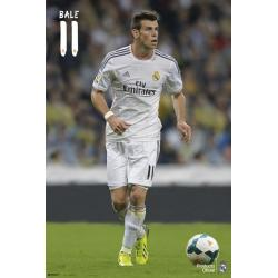 Poster Real Madrid Bale