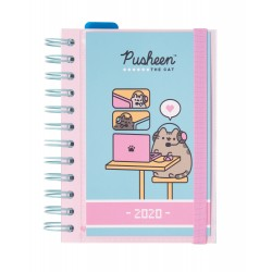 Agenda 2020 Dia Pagina Pusheen The Cat