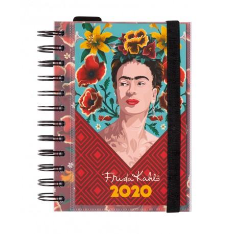Agenda 2020 Dia Pagina Frida Kahlo