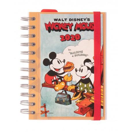 Agenda 2020 Dia Pagina Mickey Films