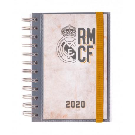 Agenda 2020 Dia Pagina Real Madrid