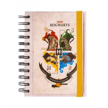 Agenda 2020 Dia Pagina Harry Potter