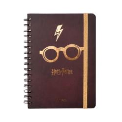 Agenda 2020 Semana Vista A5 Harry Potter Gafas Y Rayo