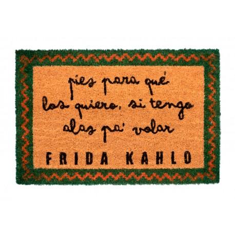 Felpudo Frida Kahlo